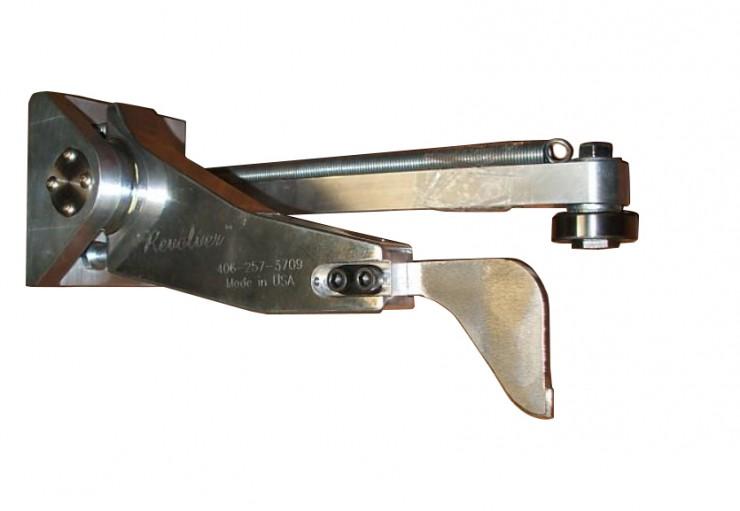 Système de doigt poussoir REVOLVER pour affûteuse Armstrong