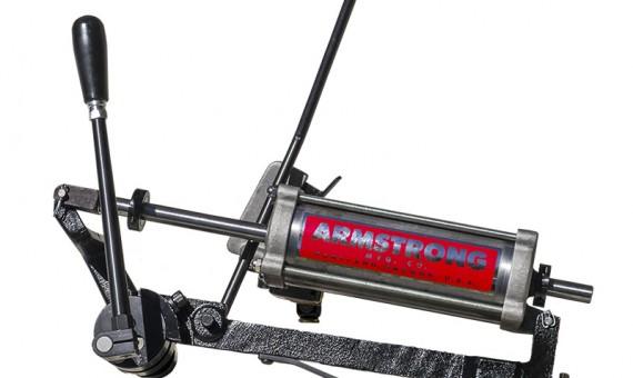Appareil a écraser pneumatique Armstrong